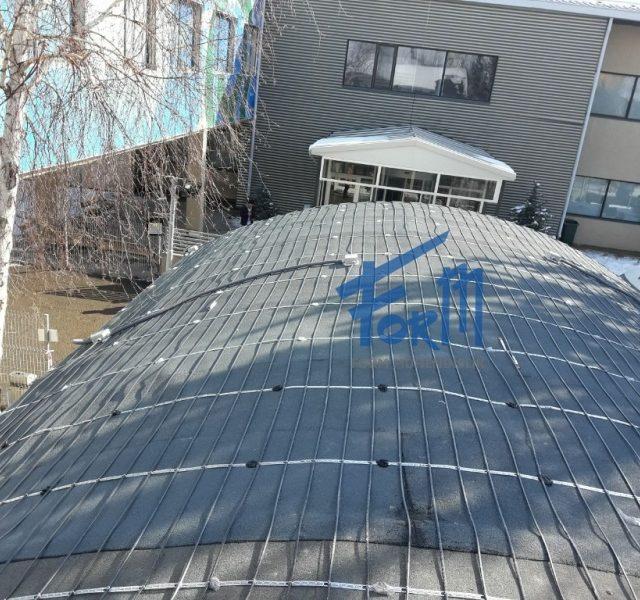 Çatı Isıtma