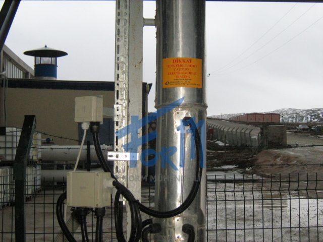 Isıtıcı Kablo Heat Tracing